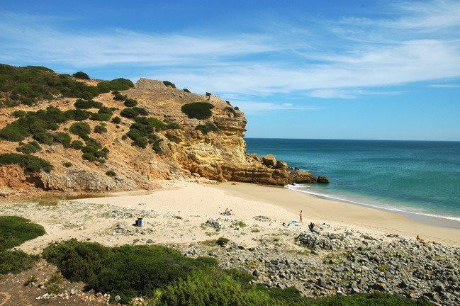Casinhas da Figueira Closest Beach - Casinhas da Figueira West Algarve Apartments