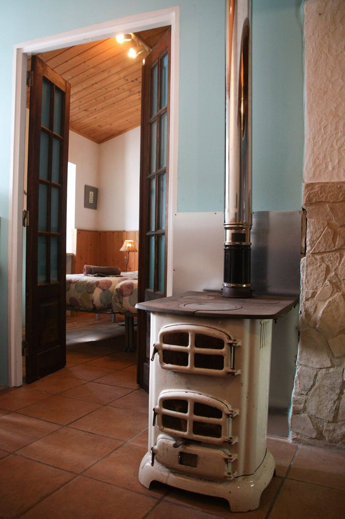 The Lovely Fire outside the bedroom door (1) - Casinhas da Figueira West Algarve Apartments, Portugal Holiday Rental