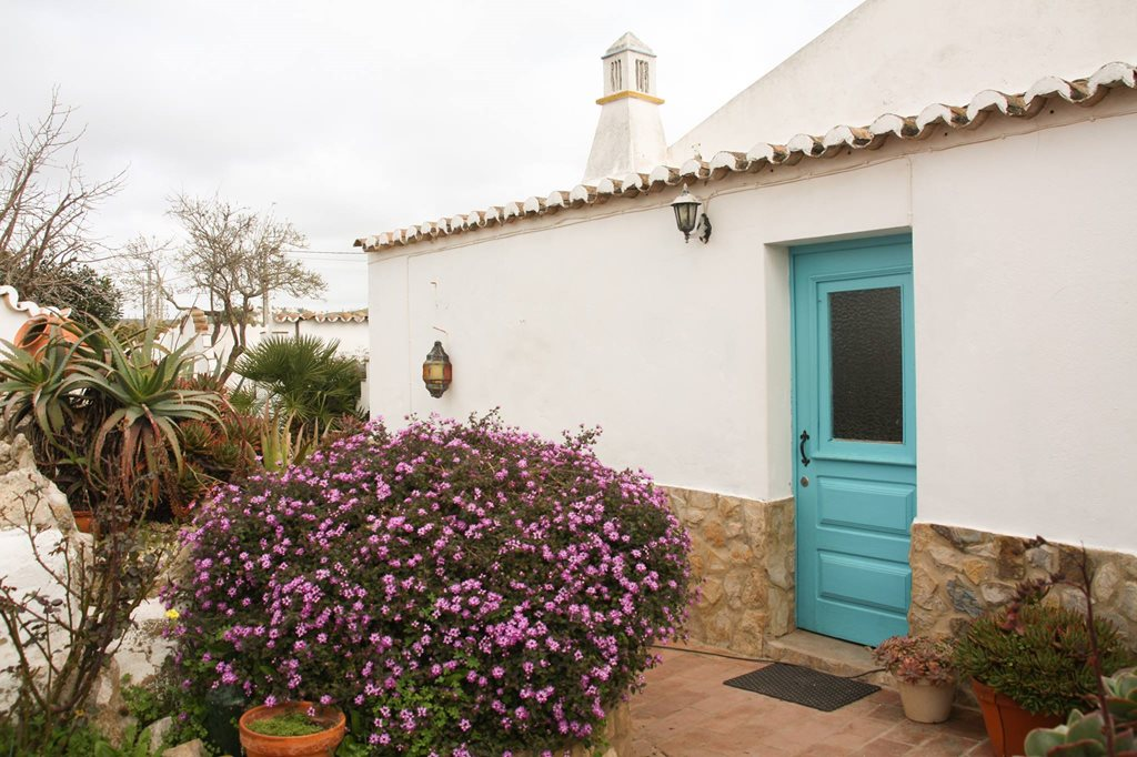 The quaint cottage door - Casinhas da Figueira West Algarve Apartments, Portugal Holiday Rental