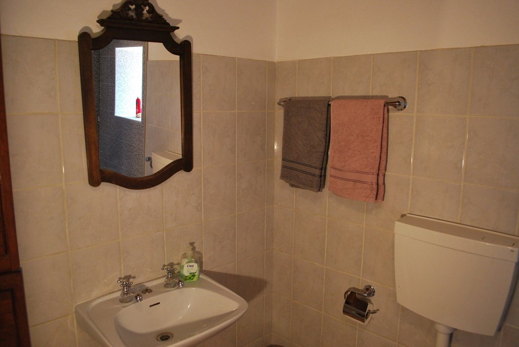 The bathroom in Casinhas da Figueira 3 (3) - Holiday Apartments West Algarve